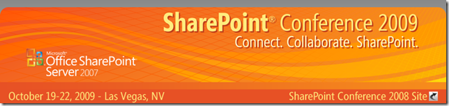 SharePoint_Conference_2009