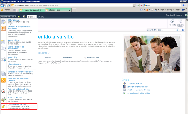 SharePoint 2010: Como crear temas personalizados!   Pasión por la ...