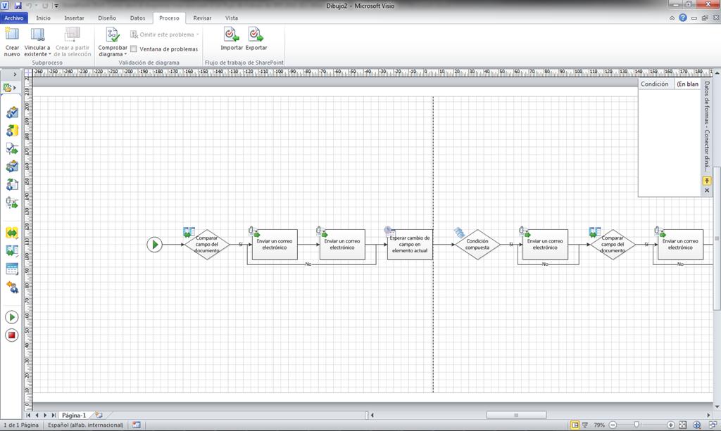 Sharepoint 2010 como abrir el diagrama visio asociado a un flujo de image image image ccuart Images