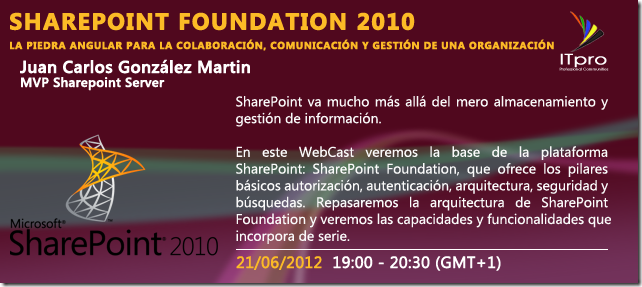 20120621 Banner Sharepoint Fundation