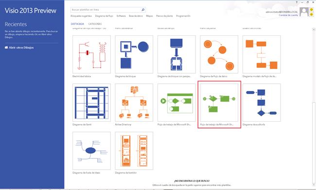 Sharepoint 2013 creacin de flujos de trabajo i pasin por la lo siguiente que haremos es validar que el flujo est correcto usando comprobar diagrama disponible en la pestaa proceso de la ribbon de visio 2013 ccuart Choice Image