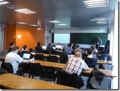 ... I la sessió pràctica 2 del #ProductivityStartApps amb @ekapic