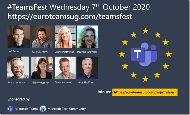 TeamsFest featured