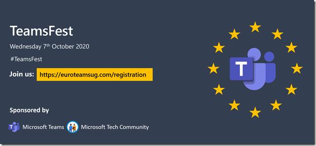 TeamsFest Register